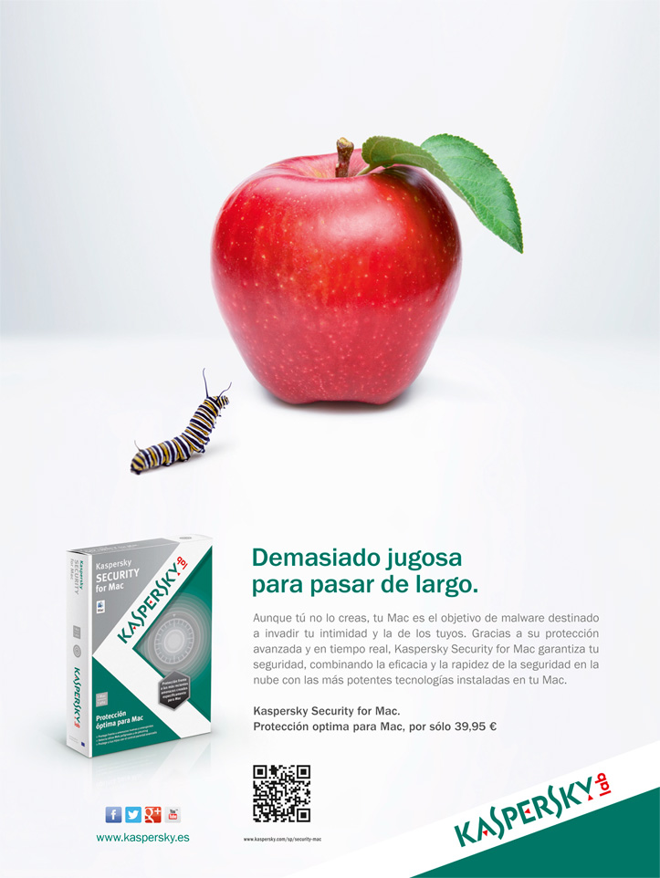 Kaspersky Security for Mac: Página de Prensa