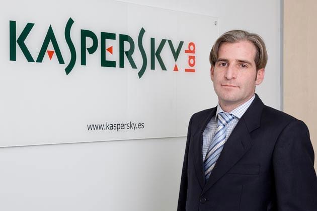 Nacho Carnés Kaspersky