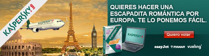 Kaspersky Lab España: Campaña de Display Ad Banner