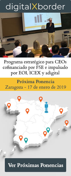 DigitalXBorder - Programa estratégico para CEO's